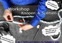 Workshop knopen en splitsen